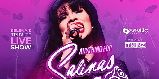 SELENA'S TRIBUTE LIVE SHOW - THE QUEEN OF THE TEX-MEX