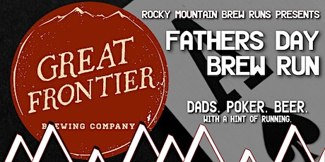 Father's Day Brew Run tickets