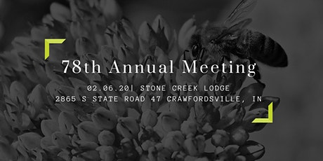 78th Annual Meeting tickets