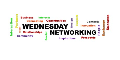 Wednesday Networking with Dr Vicky Ho tickets
