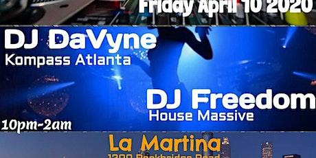 House Massive Atlanta tickets