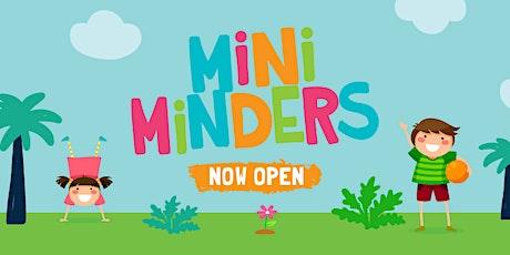 Mini Minders Valentine's Day Child Minding tickets
