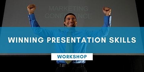 Winning Presentation Skills - KARRATHA tickets