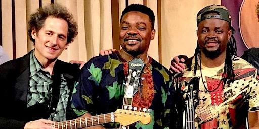 Biodun Kuti and Friends (Paul Simon's Nigerian guitarist)