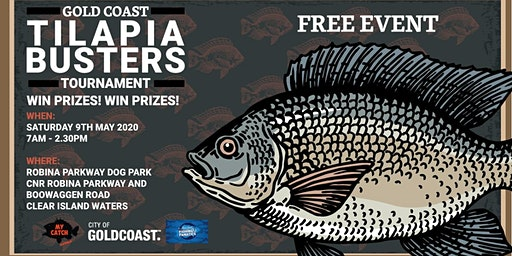 Gold Coast Tilapia Busters 9th May 2020