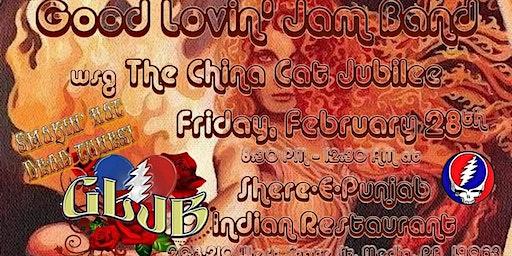 Good Lovin' Jam Band at Shere-E-Punjab