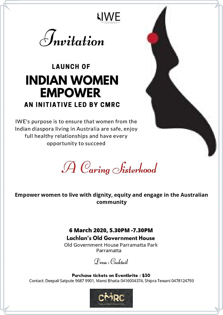 Launch of INDIAN WOMEN EMPOWER image