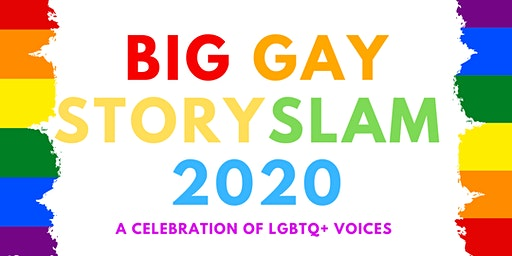 The Big Gay StorySlam 2020