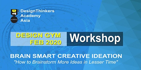Design Gym Feb 2020 Workshop tickets