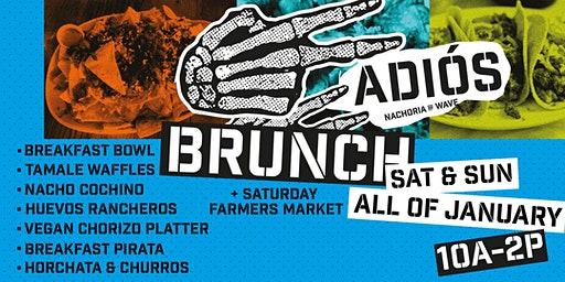 Mexican Brunch: New January Items