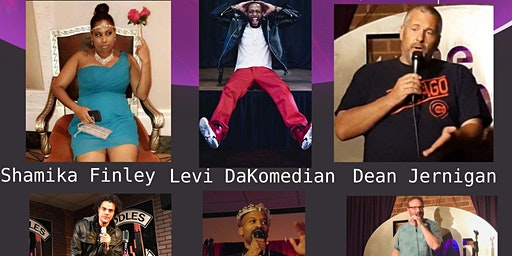 Friday At Ds: Levi Joe Shamika Dean Christian 1-31-20