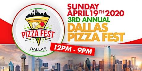 Dallas Pizza Fest 2020 tickets
