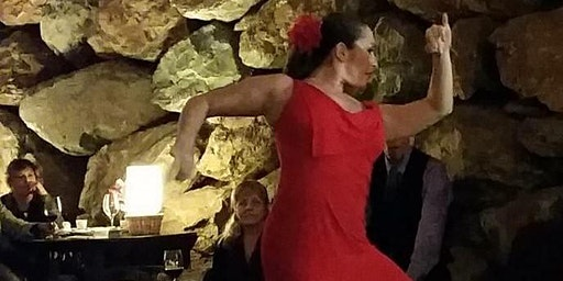 Valentine's Flamenco in the Cave