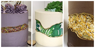 Buttercream Bliss - Fabulous Faultline Cakes (GF Available)