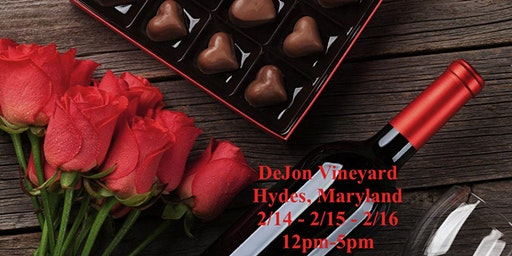 Valentine's Fine Wine & Chocolate