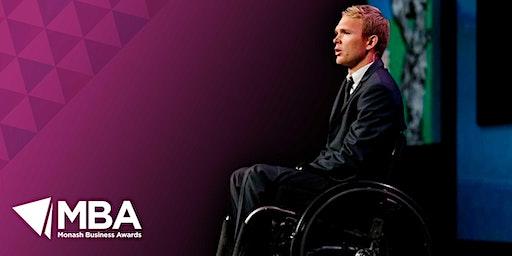 Beau Vernon - Motivational Speaker - Pride of Australia medal holder and successful football coach