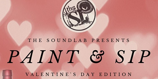 Paint and Sip: Valentine's Day Edition