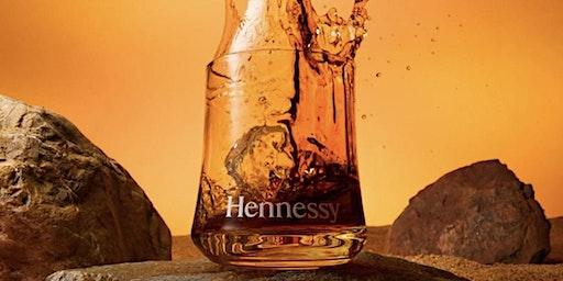 Free Hennessy Tasting