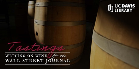 Tastings: Writing on Wine for the Wall Street Journal tickets