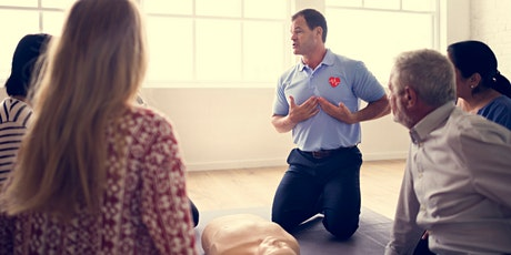 First Aid & CPR Training tickets