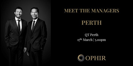 Embracing volatility AND managing risk | Investing Insights | Perth tickets