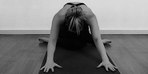 Yoga-Finding Stillness