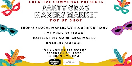 MAKERS MARKET POP-UP tickets