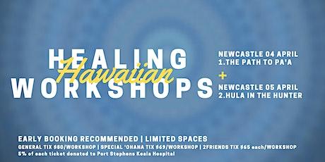 Hula Essence - Introduction to Hula 1 Day Workshop Newcastle tickets