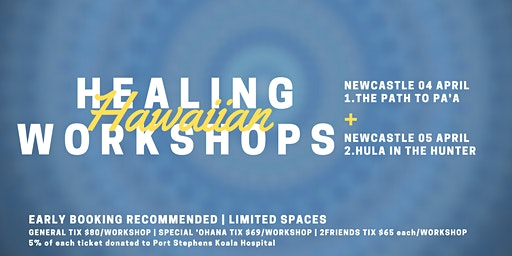 Hula Essence - Introduction to Hula 1 Day Workshop Newcastle