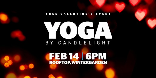 Free! Valentine's Day Yoga by Candlelight