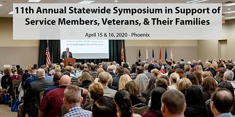 2020 Symposium in Support of Service Members, Veterans & Their Families tickets