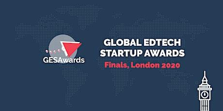 Global EdTech Startup Awards 2019 Finals tickets