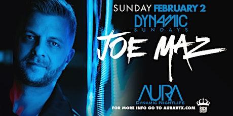 Aura Sunday ft. DJ Joe Maz |02.02.20| tickets