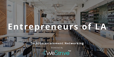 Tech/Entertainment Networking Event | The End of Boring Networking tickets