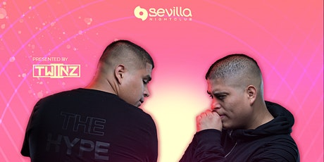 Sevilla Fridays - The Hottest Party of San Diego with TWIINZ tickets