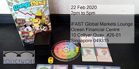 Financial Literacy via Board Games tickets