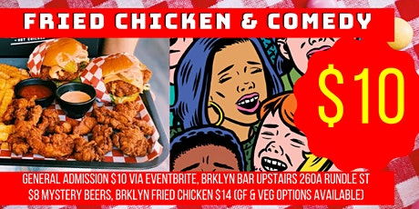 Fried Chicken & Comedy Thursdays tickets
