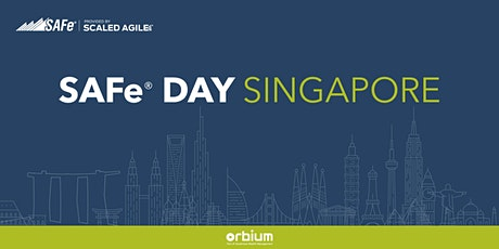 SAFe Day Singapore tickets