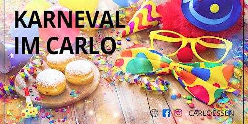Kostenloser Welcome Shot bei der Altweiber Karnevalsparty I CARLO Dance & Party