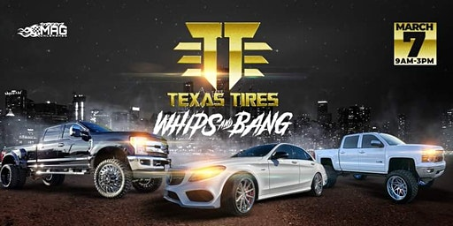 WHIPS & BANG CITY TO CITY(TEXAS TIRES)TYLER