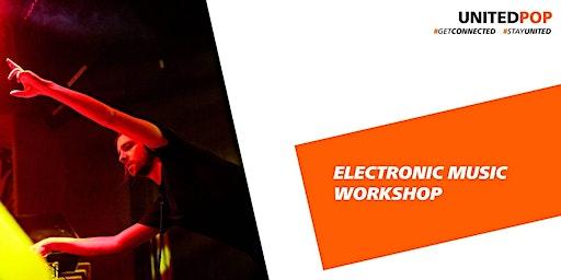 Open Day Workshop: Ableton Live delavnica – Live performans