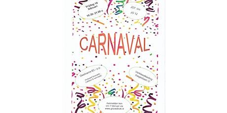 Carnaval - 14-02-2020 tickets