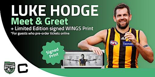 Luke Hodge Meet and Greet