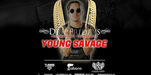 Young Savage Live @ Cabana Lounge
