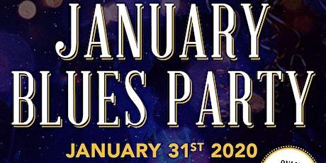 January Blues Party tickets