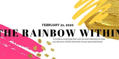 The Rainbow Within - a personal brand workshop tickets