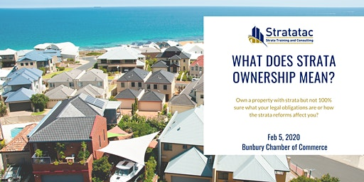 What Does Strata Ownership Mean?