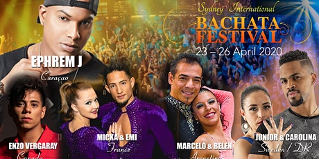 13th Annual Sydney International Bachata Festival tickets