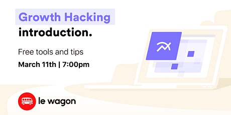 Introduction to Growth Hacking tickets