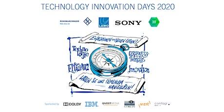 TECHNOLOGY INNOVATION DAYS 2020 @ 3IT Berlin / 18. - 19. Februar 2020 tickets